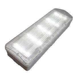Industrial Non Maintained SMD LED Bulkhead Emergency Light 50Hz / 60Hz