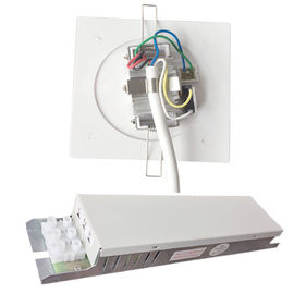 Ceiling Recessed Mounted IP20 Led Automatic Emergency Light 110V / 220V
