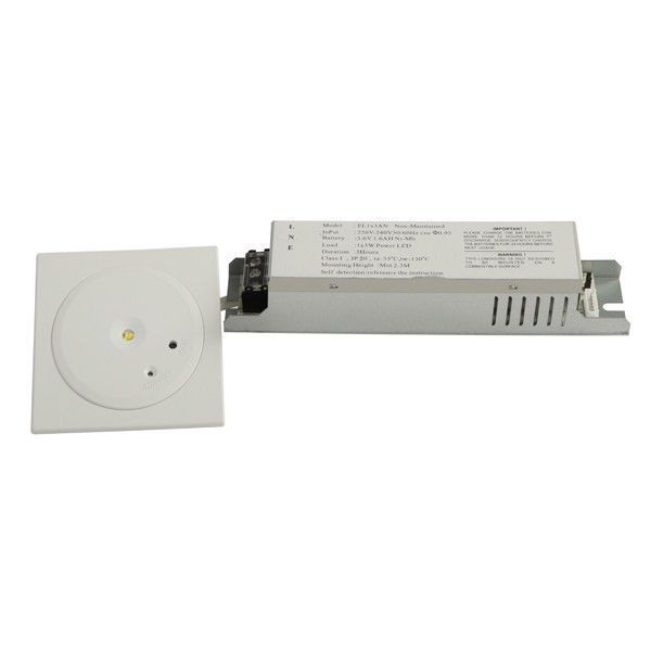 1W SMD White LED Emergency Lights For Commercial Buildings
